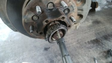 後期型スペースギアDT|故障&修理