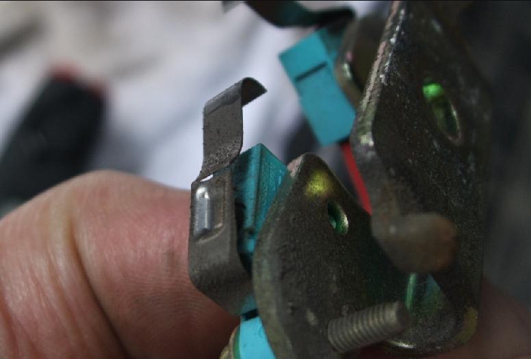 オートステップのストップセンサー修理|センサー交換です
