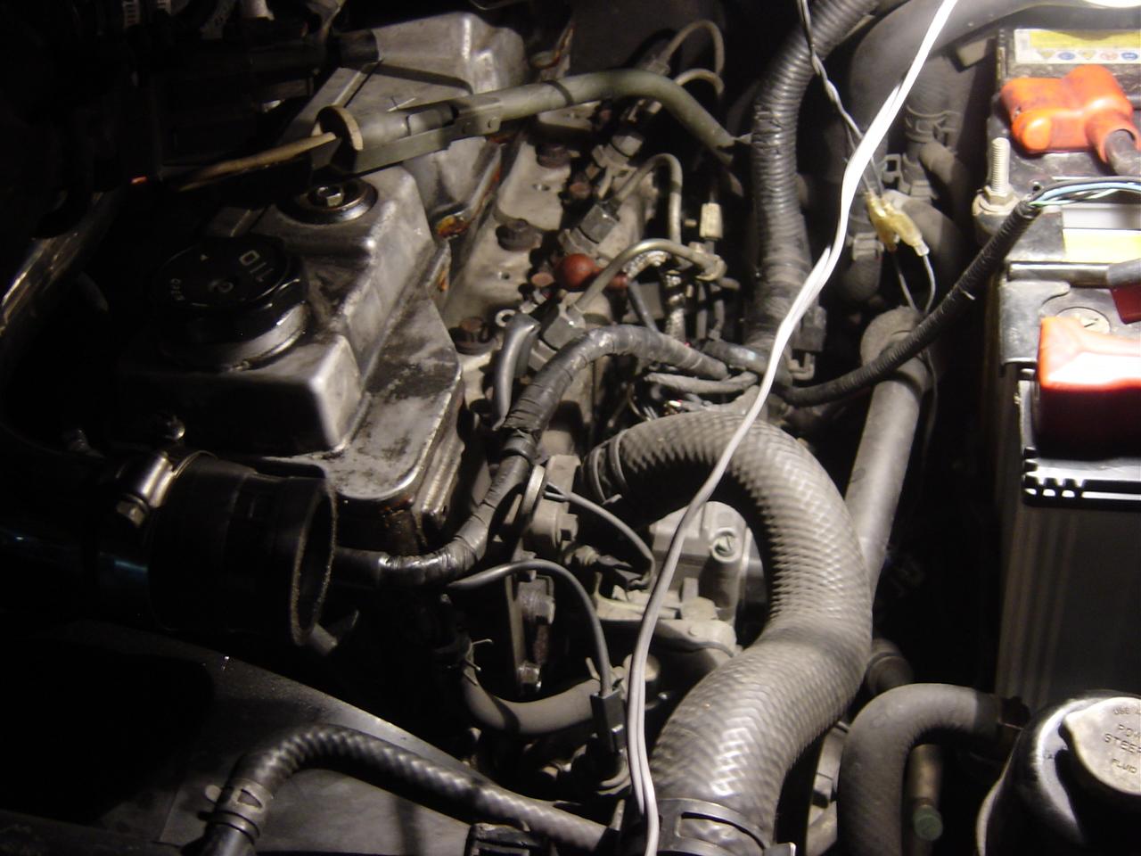 エンジンかからないッ!結局燃料系ゴムホースとホースクリップ交換