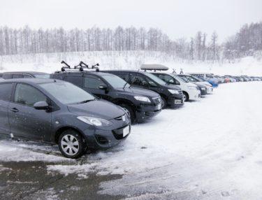 今年の冬は雪多い?少ない?スタッドレスタイヤの使用が結局はオトク☆