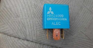 U62Tミニキャブのエアコンが効かなくなるのは電動ファンのリレーのせいだった!